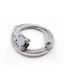Kassakoppelingskabel serieel  - Verifone Vx570 + Vx810/20