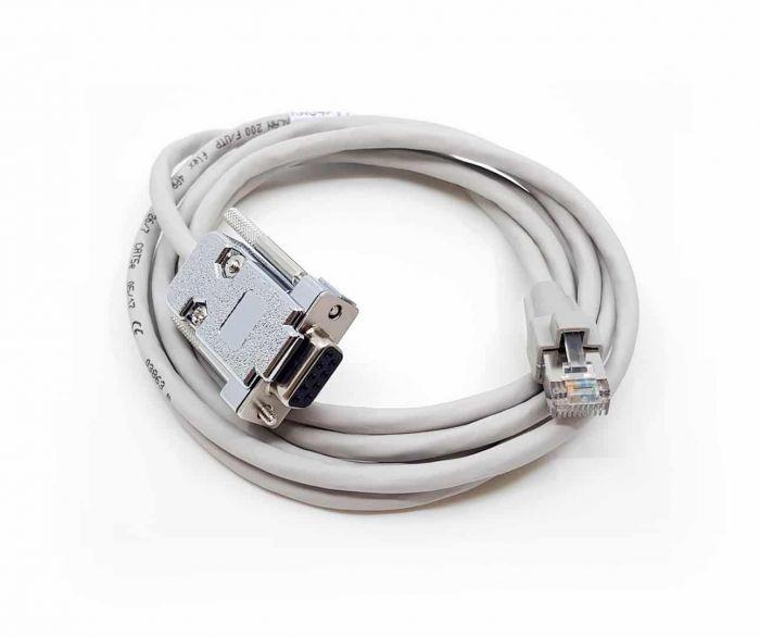 Kassakoppeling omzetter USB naar serieel - Verifone Vx520 + Vx820 seriële kabel