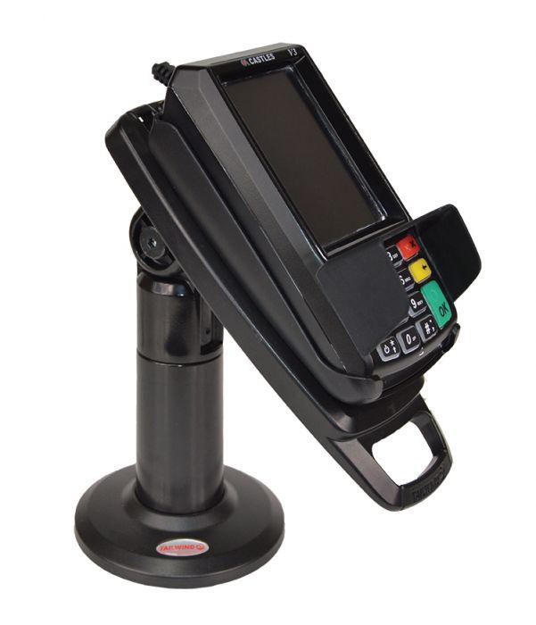 Standaard Rabo PinBox Vast en de Castles VEGA3000 Pinpad
