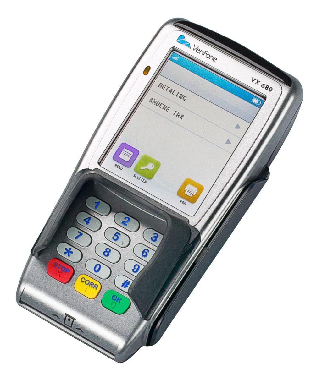 PinDirect Pinautomaat - Verifone Vx680 WIFI